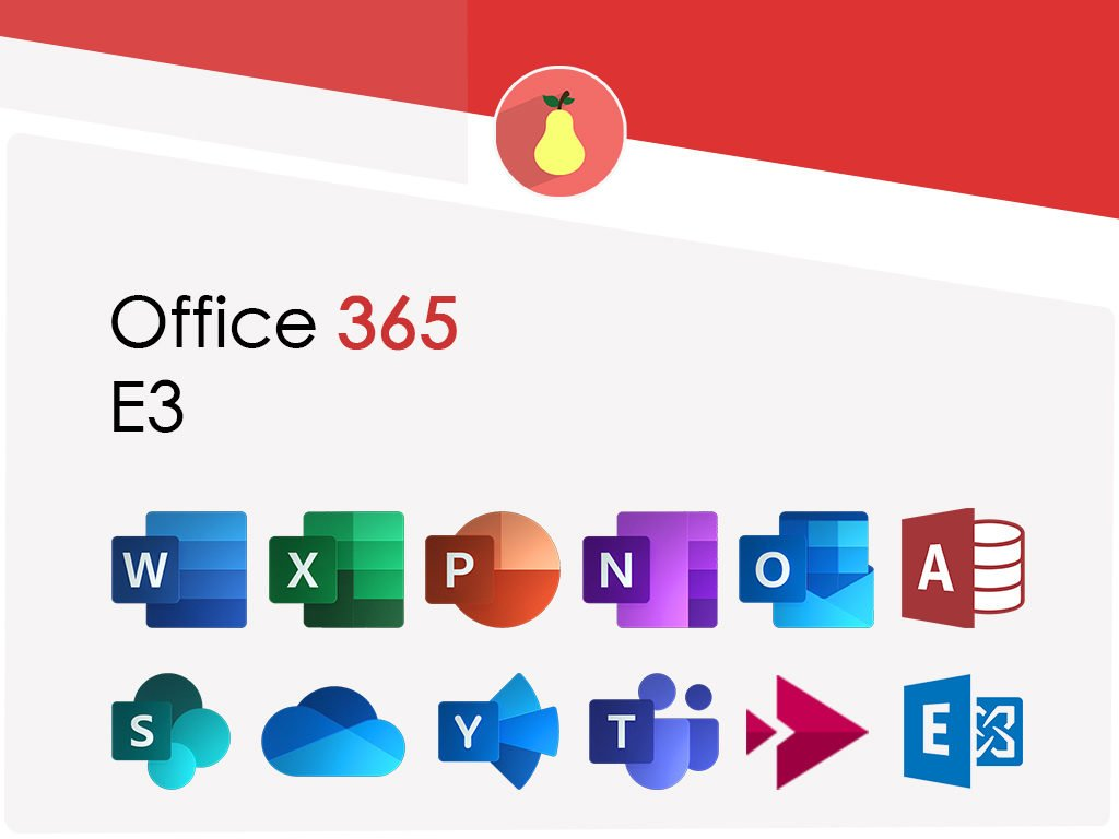 What Microsoft Office 365 E3 includes