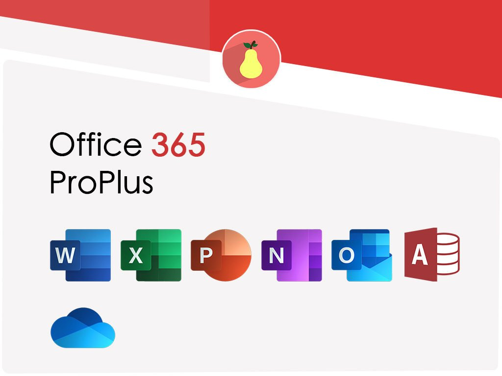 What Microsoft Office 365 ProPlus includes