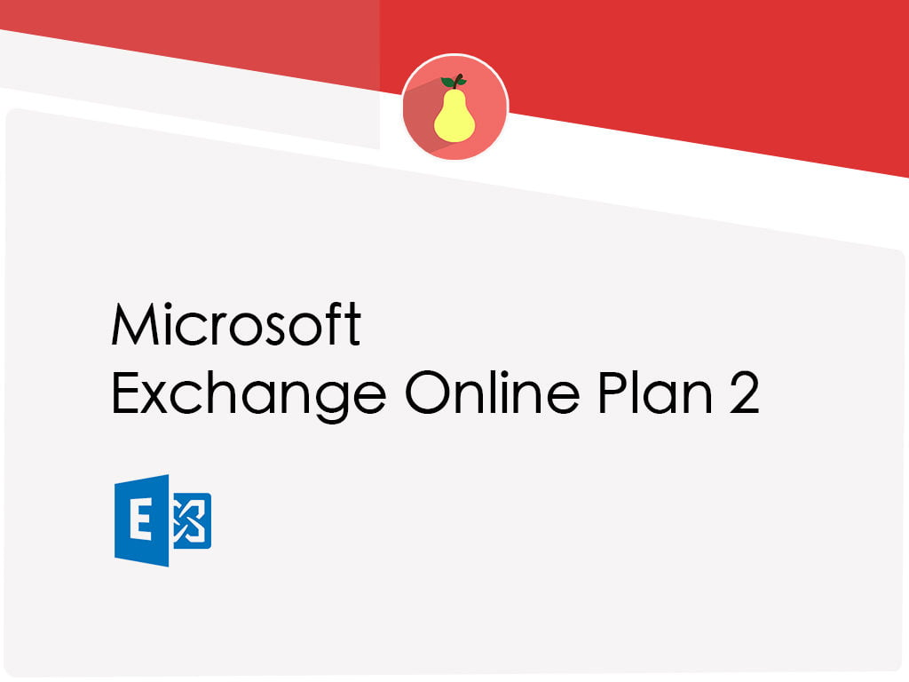 Microsoft Exchange online plan 2