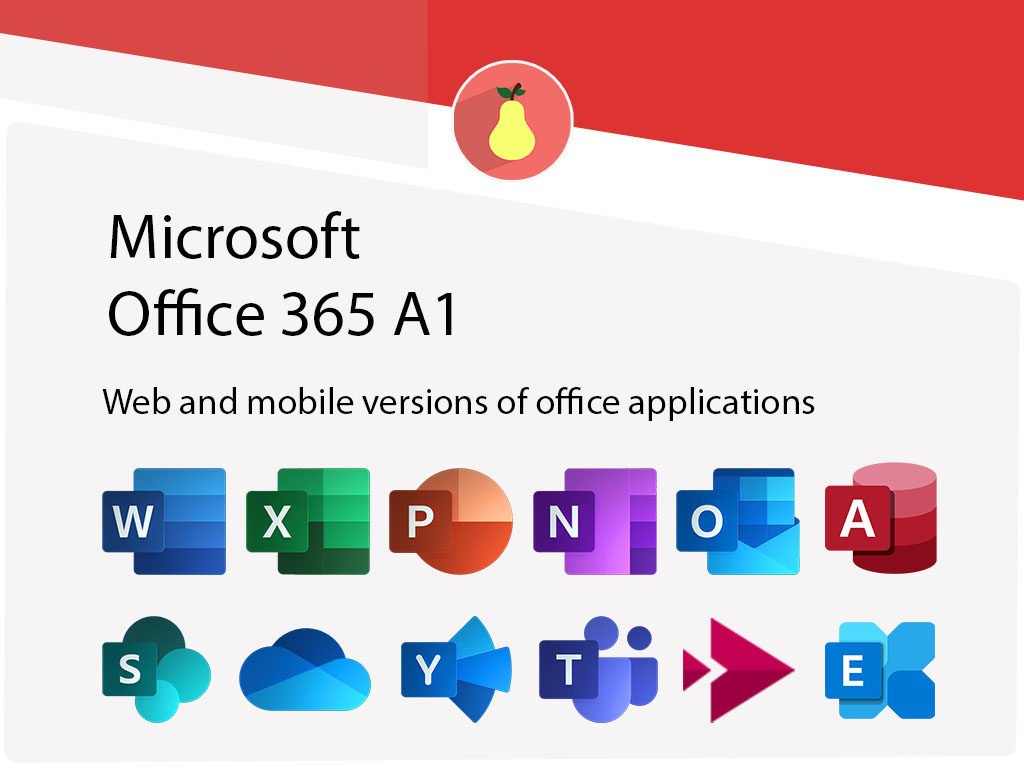 Microsoft Office 365 A1